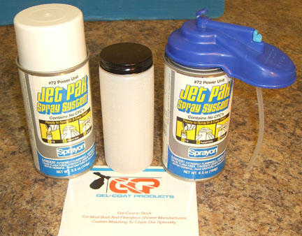 Gel-coat Products